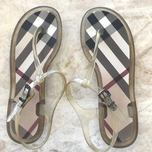 Authentic Burberry Sandals